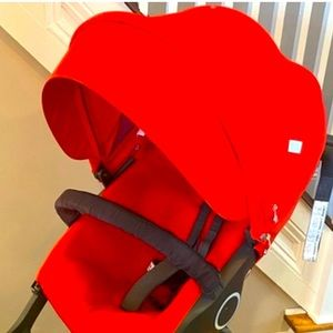 Stokke Crusi Sibling Seat only. New in box.